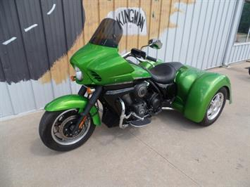 2012 Kawasaki Vulcan Vaquero Champion Trike - Photo 3 - Kingman, KS 67068