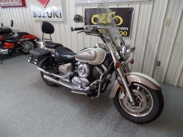 2003 Yamaha V Star 1100 Silverado - Photo 2 - Kingman, KS 67068