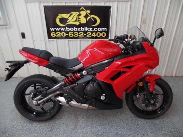 2012 Kawasaki Ninja 650R - Photo 1 - Kingman, KS 67068