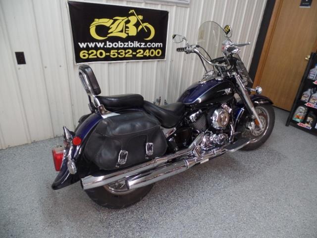 2007 Yamaha V Star 650 Silverado - Photo 3 - Kingman, KS 67068