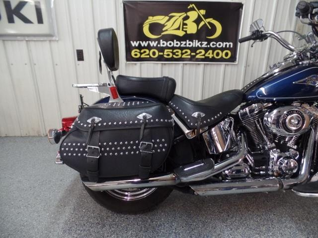2012 Harley-Davidson Heritage Softail Classic - Photo 9 - Kingman, KS 67068