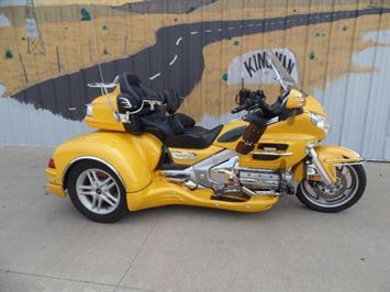 2010 Honda Gold Wing California Sidecar Trike - Photo 1 - Kingman, KS 67068