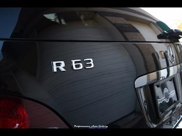 2007 Mercedes-Benz R 63 AMG - Photo 54 - Gaithersburg, MD 20879