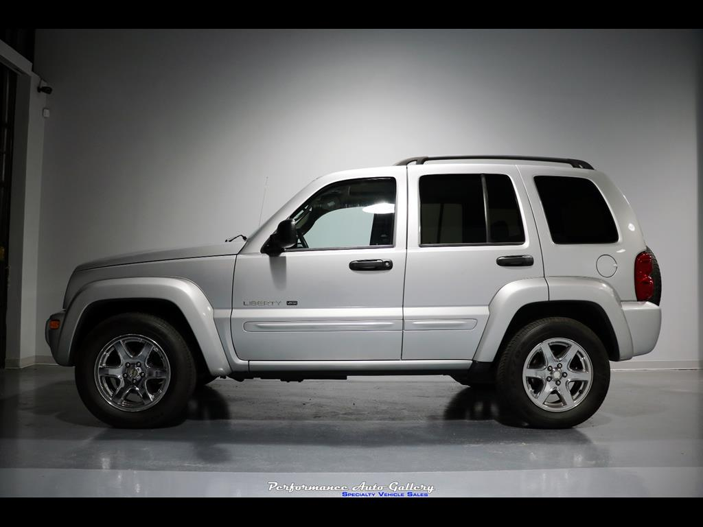 2003 jeep liberty limited. Black Bedroom Furniture Sets. Home Design Ideas