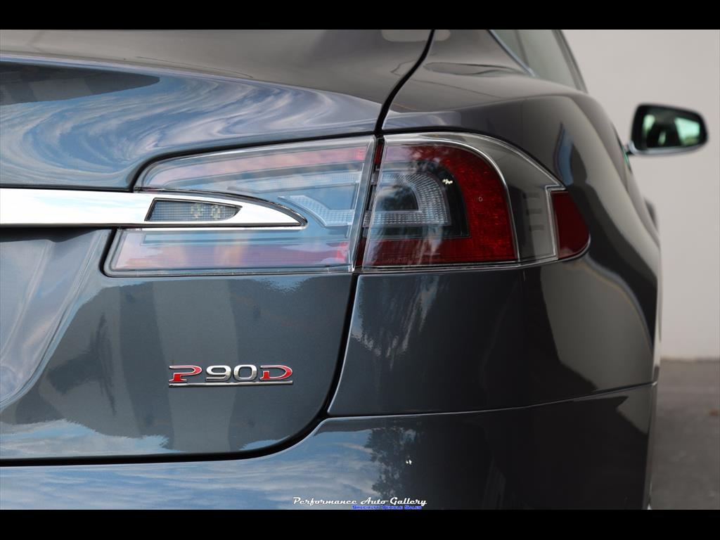 2016 Tesla Model S P90D - Photo 12 - Gaithersburg, MD 20879