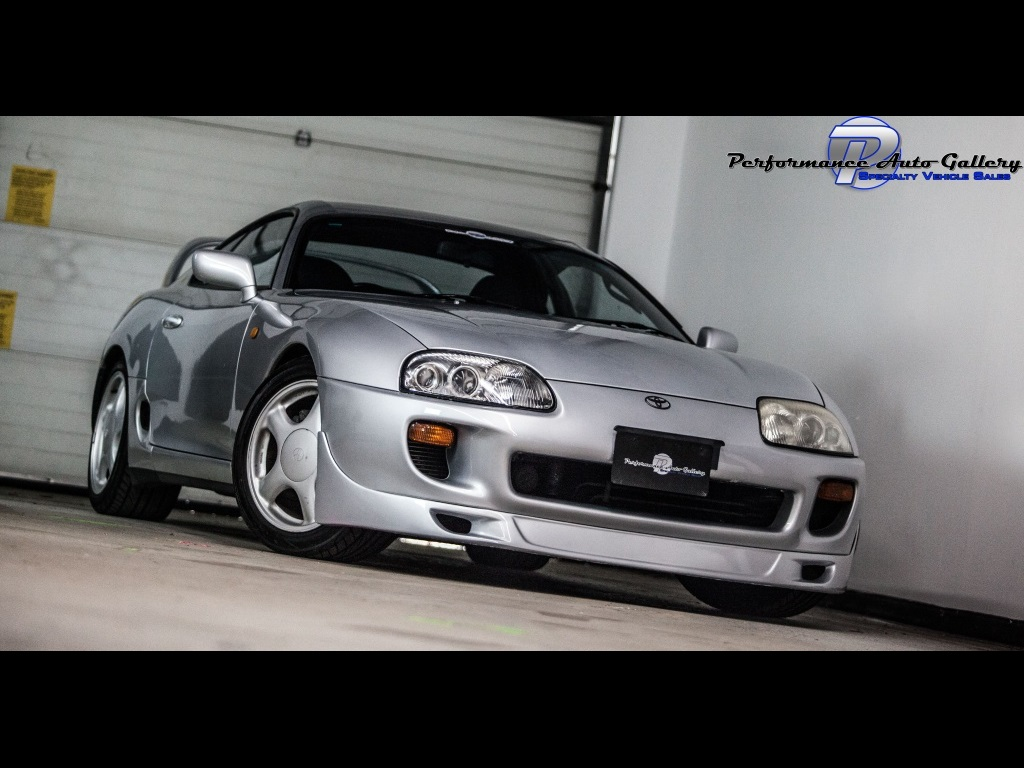 1994 Toyota Supra Turbo 2jz Gte Jdm Model