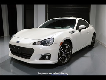 2014 Subaru BRZ Limited Coupe