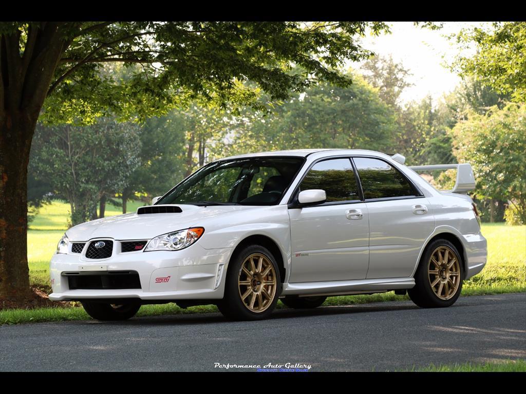 2007 Subaru Impreza WRX STI - Photo 1 - Gaithersburg, MD 20879
