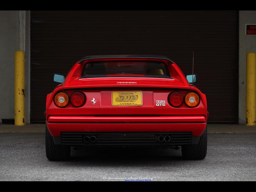 1987 Ferrari 328 GTS - Photo 4 - Gaithersburg, MD 20879