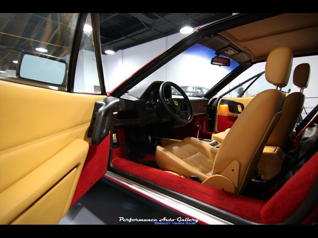1987 Ferrari 328 GTS - Photo 15 - Gaithersburg, MD 20879