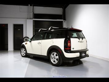 2009 Mini Cooper Clubman Wagon