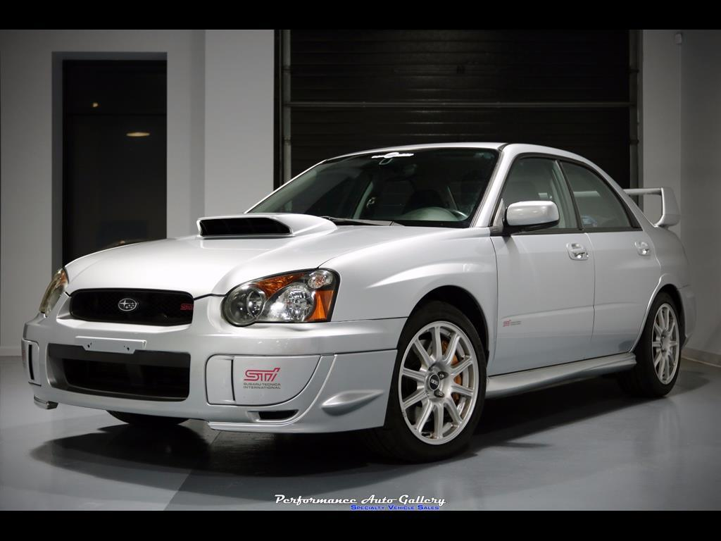 2005 subaru impreza wrx sti. Black Bedroom Furniture Sets. Home Design Ideas