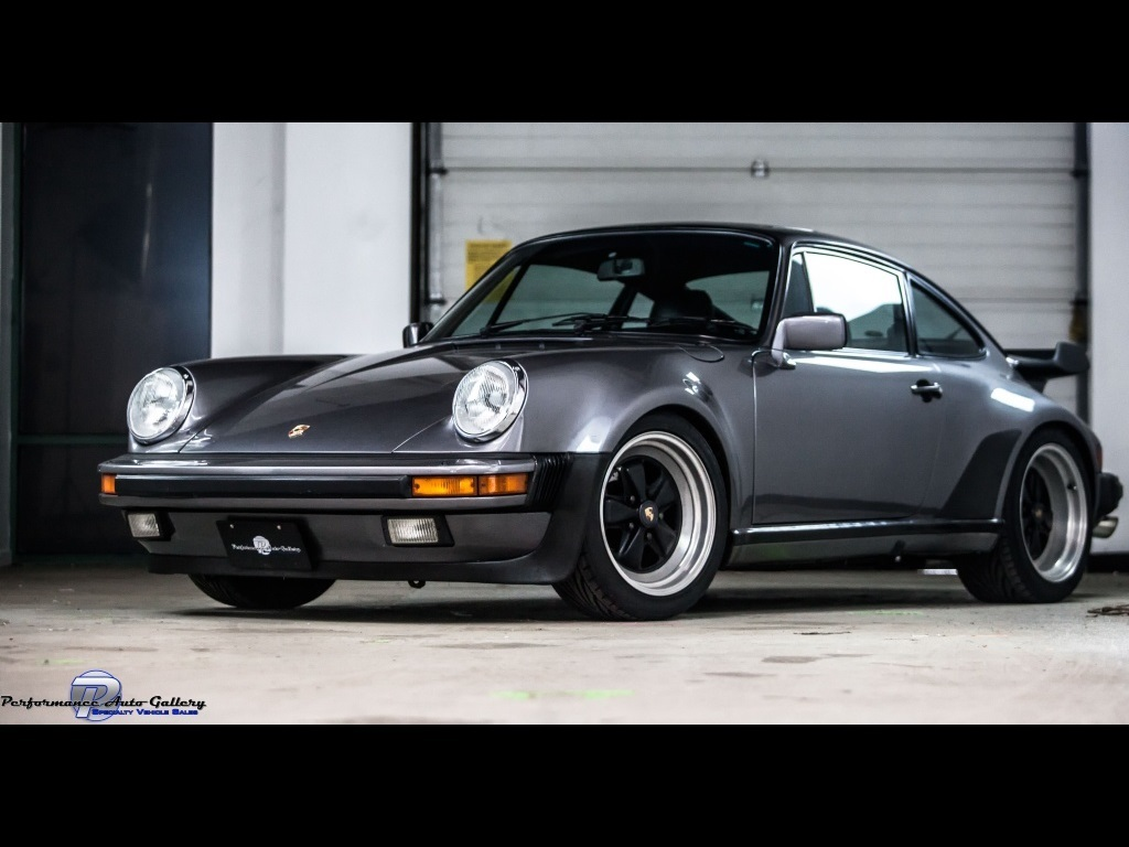1986 porsche 911 carrera turbo. Black Bedroom Furniture Sets. Home Design Ideas