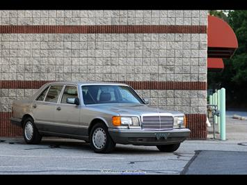 1986 Mercedes-Benz 300 SDL - Photo 58 - Gaithersburg, MD 20879