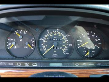 1986 Mercedes-Benz 300 SDL - Photo 27 - Gaithersburg, MD 20879