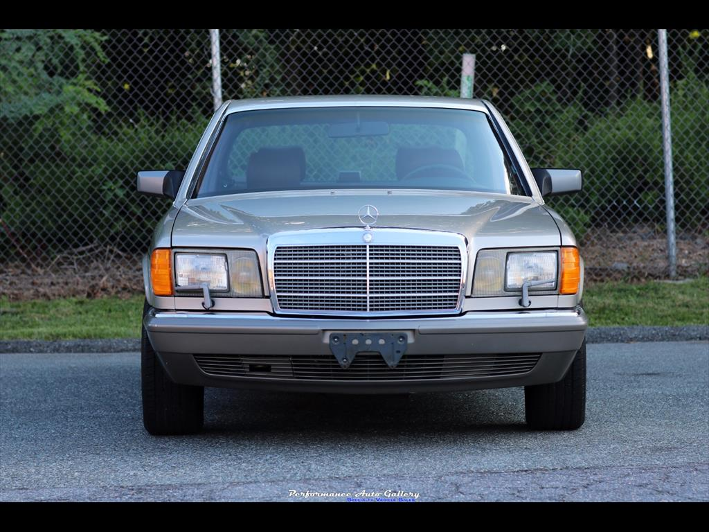 1986 Mercedes-Benz 300 SDL - Photo 5 - Gaithersburg, MD 20879