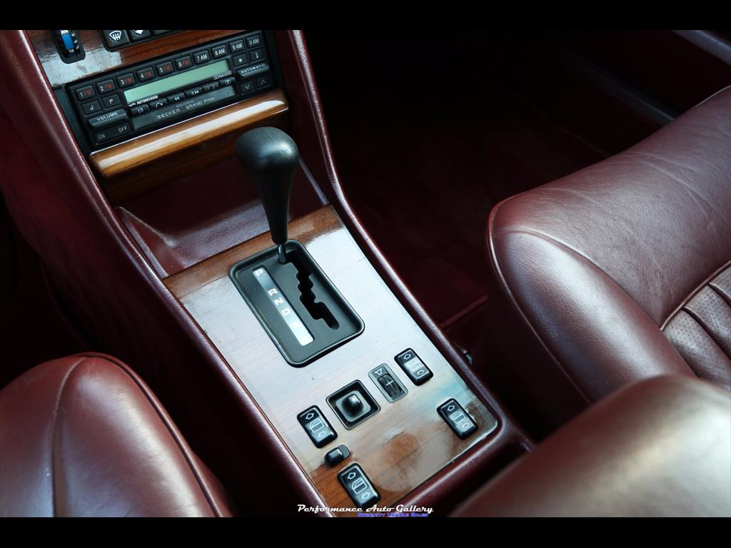 1986 Mercedes-Benz 300 SDL - Photo 28 - Gaithersburg, MD 20879