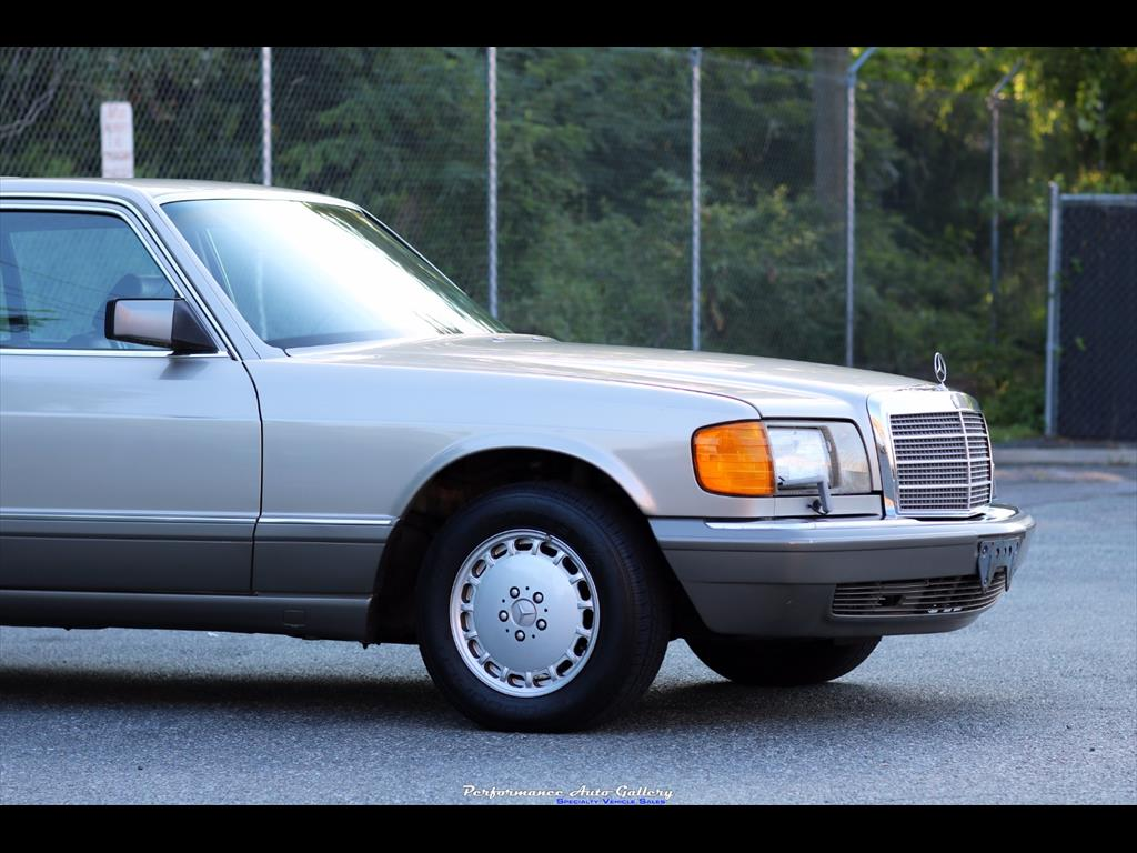 1986 Mercedes-Benz 300 SDL - Photo 6 - Gaithersburg, MD 20879