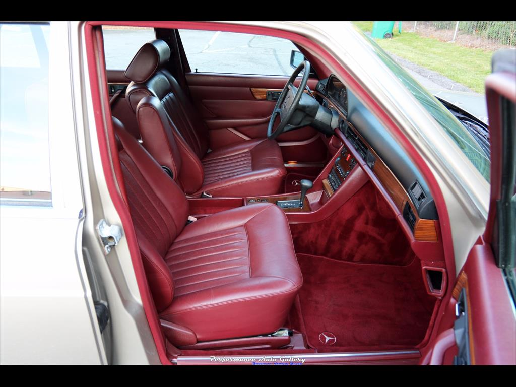 1986 Mercedes-Benz 300 SDL - Photo 14 - Gaithersburg, MD 20879