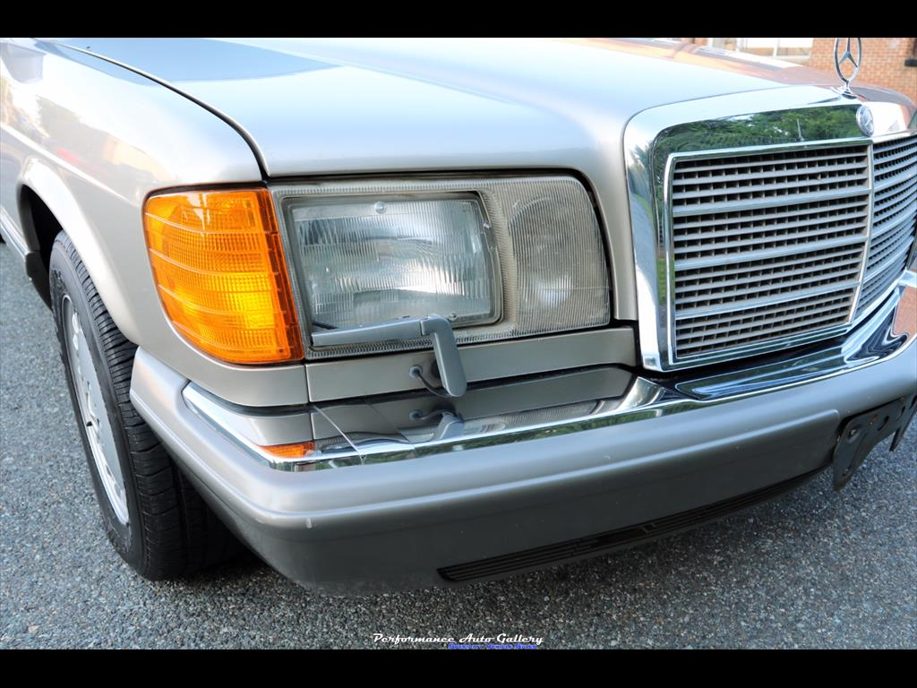 1986 Mercedes-Benz 300 SDL - Photo 38 - Gaithersburg, MD 20879