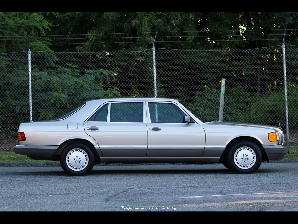 1986 Mercedes-Benz 300 SDL - Photo 8 - Gaithersburg, MD 20879