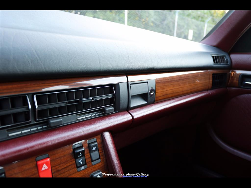 1986 Mercedes-Benz 300 SDL - Photo 31 - Gaithersburg, MD 20879