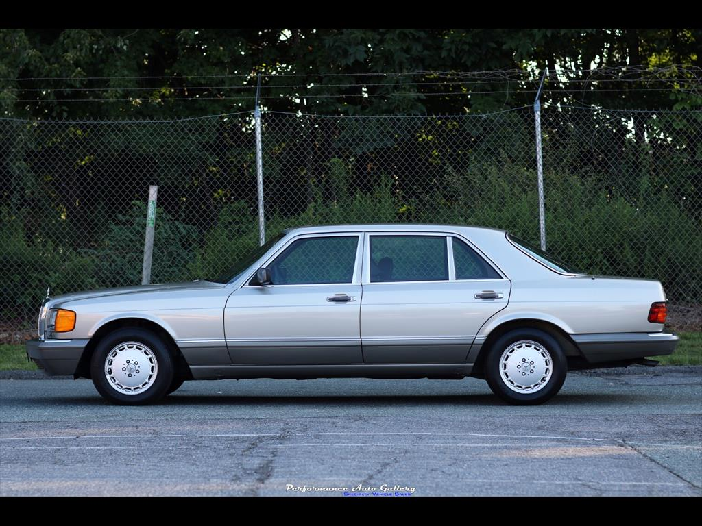 1986 Mercedes-Benz 300 SDL - Photo 4 - Gaithersburg, MD 20879