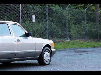 1986 Mercedes-Benz 300 SDL - Photo 7 - Gaithersburg, MD 20879