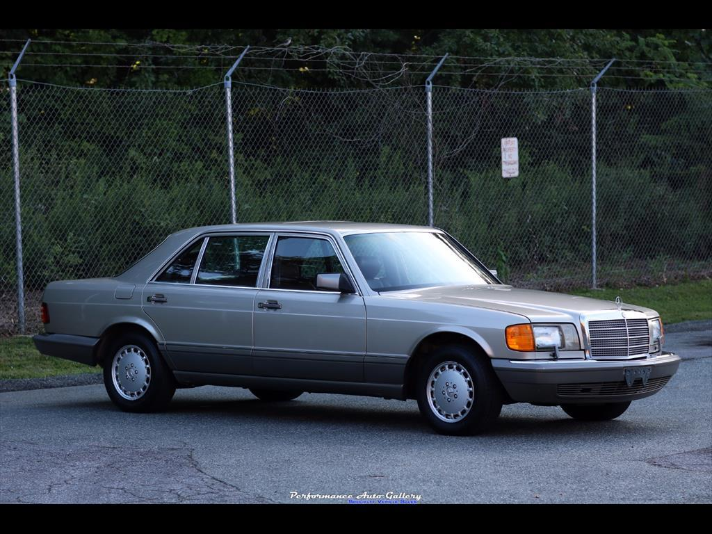 1986 Mercedes-Benz 300 SDL - Photo 1 - Gaithersburg, MD 20879