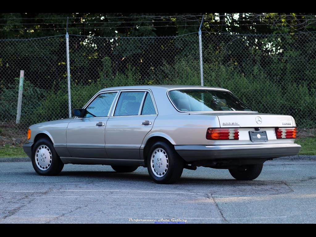 1986 Mercedes-Benz 300 SDL - Photo 2 - Gaithersburg, MD 20879