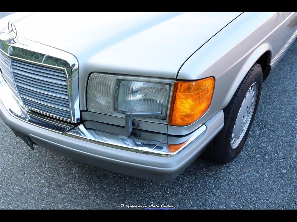 1986 Mercedes-Benz 300 SDL - Photo 37 - Gaithersburg, MD 20879