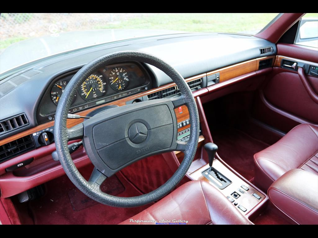 1986 Mercedes-Benz 300 SDL - Photo 26 - Gaithersburg, MD 20879