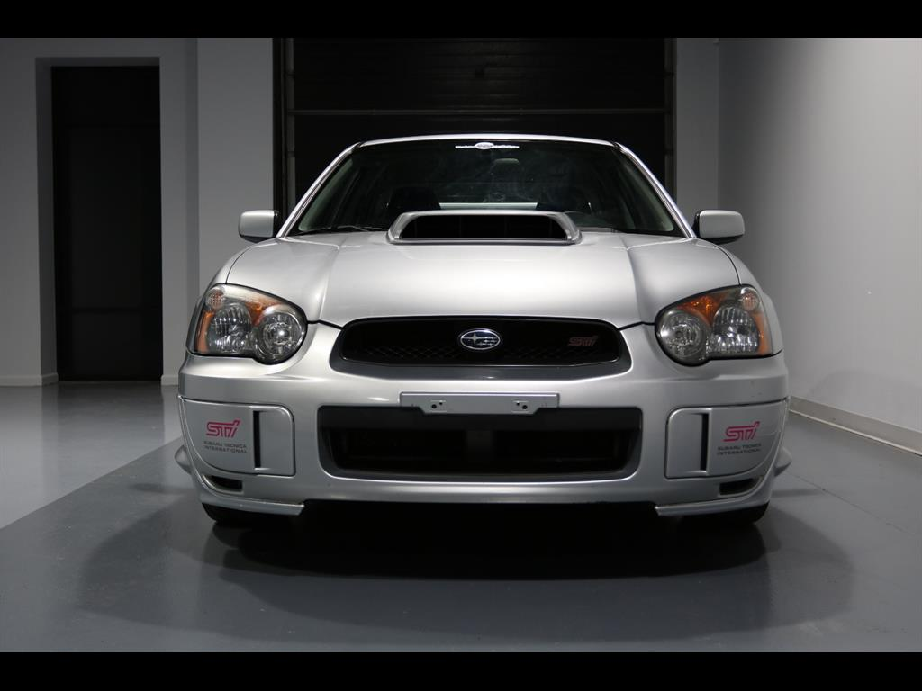 2004 subaru impreza wrx sti. Black Bedroom Furniture Sets. Home Design Ideas