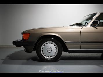 1989 Mercedes-Benz 560SL - Photo 52 - Gaithersburg, MD 20879