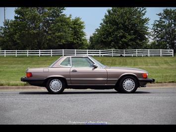 1989 Mercedes-Benz 560SL - Photo 7 - Gaithersburg, MD 20879