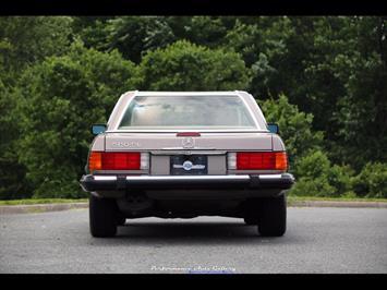 1989 Mercedes-Benz 560SL - Photo 4 - Gaithersburg, MD 20879