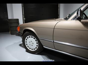 1989 Mercedes-Benz 560SL - Photo 59 - Gaithersburg, MD 20879
