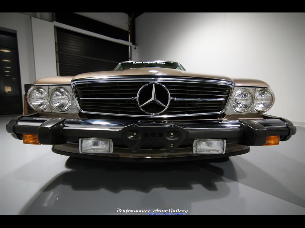1989 Mercedes-Benz 560SL - Photo 19 - Gaithersburg, MD 20879
