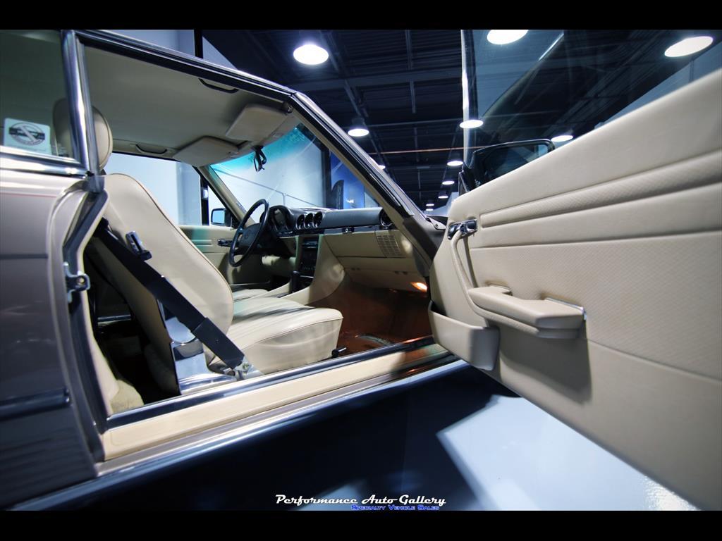 1989 Mercedes-Benz 560SL - Photo 42 - Gaithersburg, MD 20879