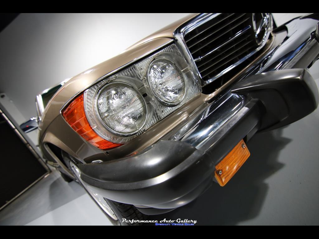 1989 Mercedes-Benz 560SL - Photo 46 - Gaithersburg, MD 20879