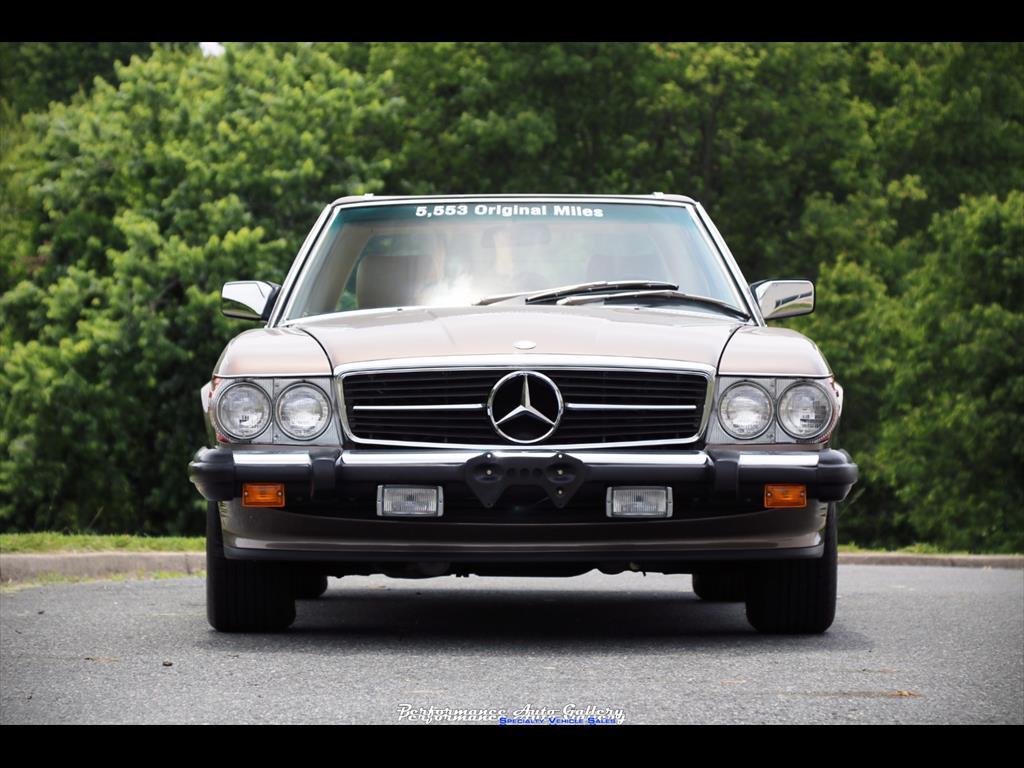 1989 Mercedes-Benz 560SL - Photo 3 - Gaithersburg, MD 20879