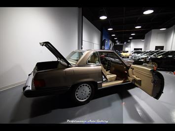 1989 Mercedes-Benz 560SL - Photo 27 - Gaithersburg, MD 20879