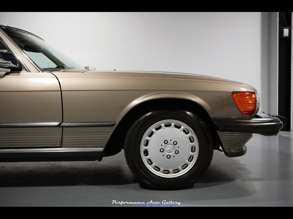 1989 Mercedes-Benz 560SL - Photo 51 - Gaithersburg, MD 20879