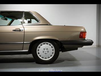 1989 Mercedes-Benz 560SL - Photo 53 - Gaithersburg, MD 20879