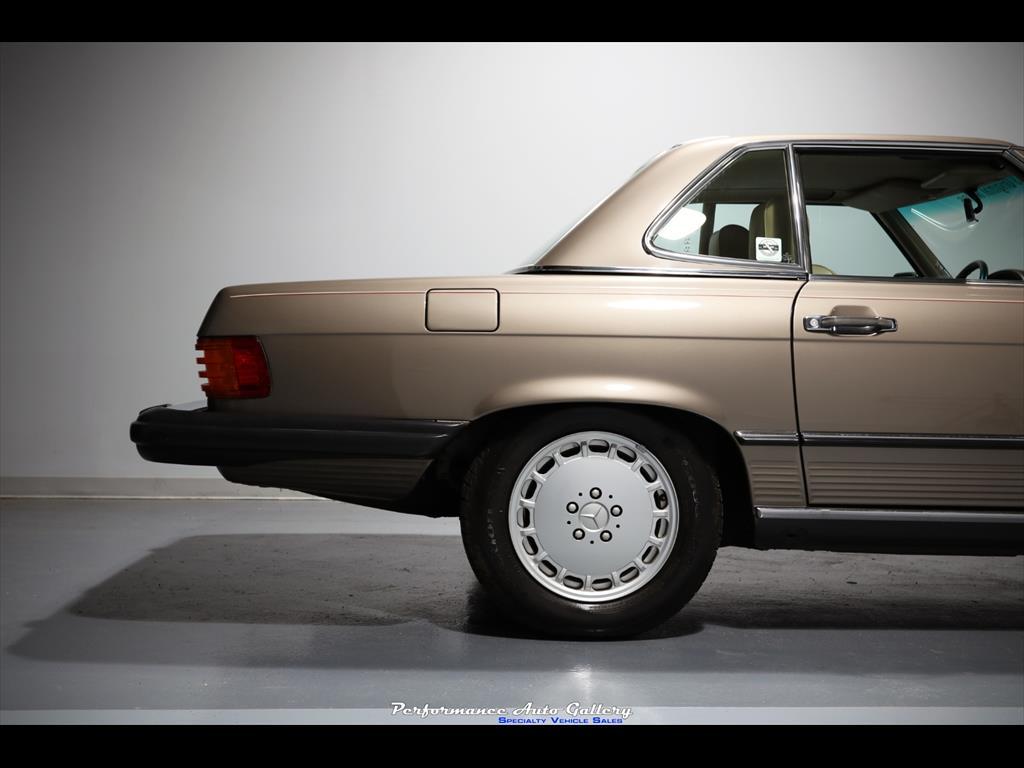 1989 Mercedes-Benz 560SL - Photo 50 - Gaithersburg, MD 20879