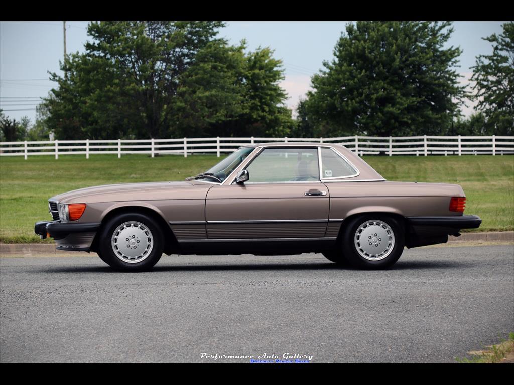 1989 Mercedes-Benz 560SL - Photo 6 - Gaithersburg, MD 20879
