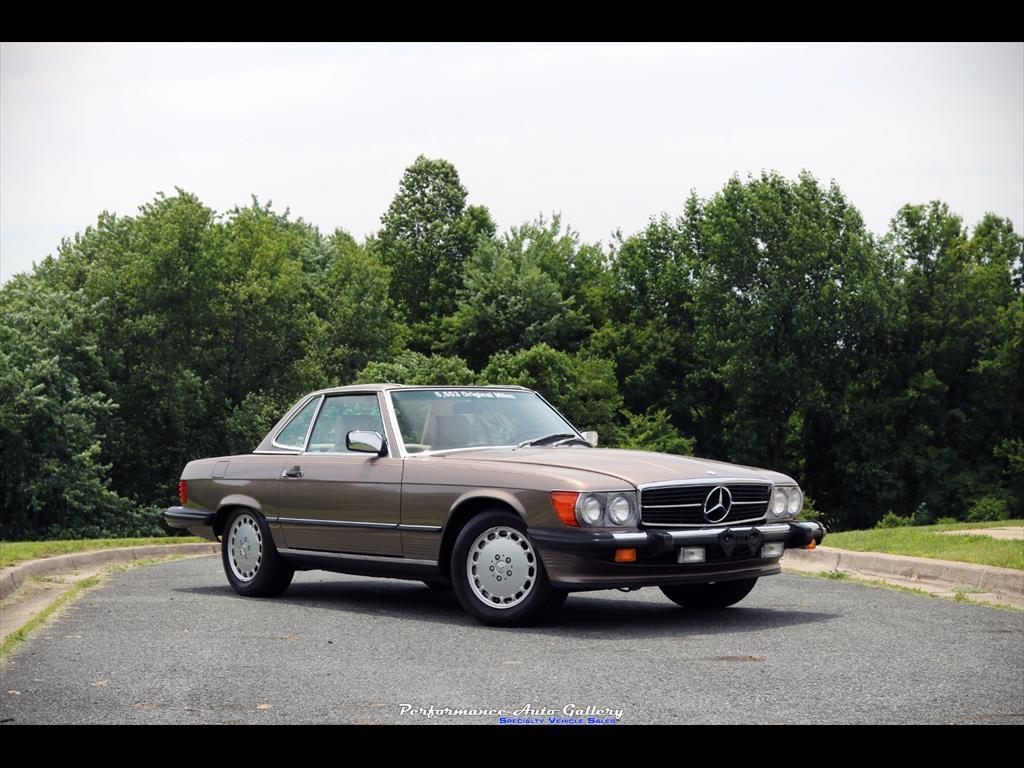 1989 Mercedes-Benz 560SL - Photo 5 - Gaithersburg, MD 20879