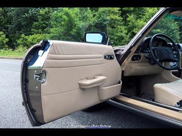 1989 Mercedes-Benz 560SL - Photo 9 - Gaithersburg, MD 20879