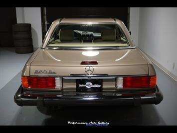 1989 Mercedes-Benz 560SL - Photo 14 - Gaithersburg, MD 20879