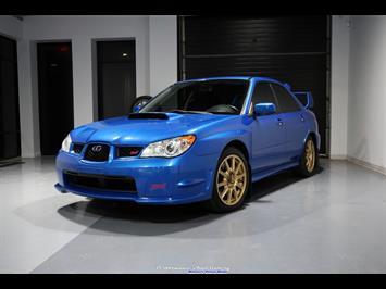 2007 Subaru Impreza WRX STI Sedan